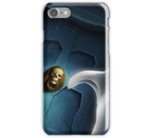 bluedark iPhone Case/Skin