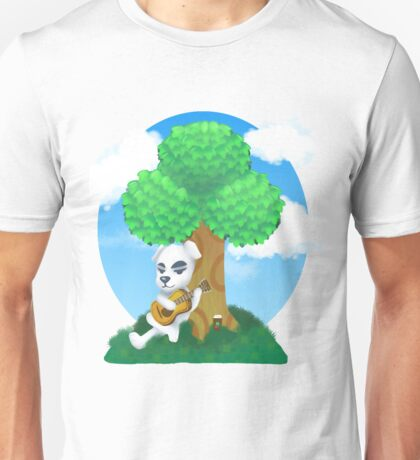 DJ KK Chiller Unisex T-Shirt
