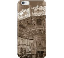 The Wave Swinger iPhone Case/Skin