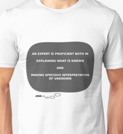 Message From Afar - Expert Unisex T-Shirt