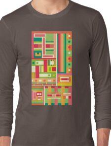 Salsa Grid Long Sleeve T-Shirt