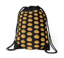 Jack-O-Lantern Drawstring Bag
