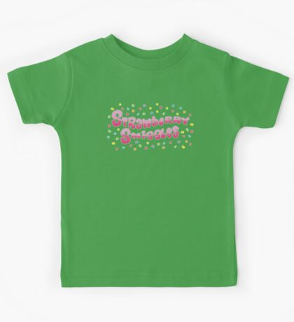 Strawberry Smiggles Kids Tee