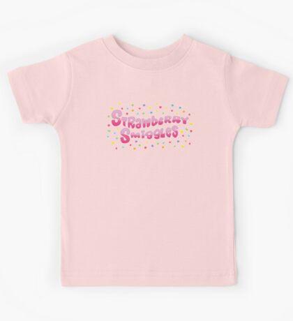 Strawberry Smiggles Kids Tee