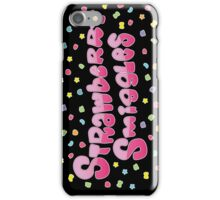 Strawberry Smiggles iPhone Case/Skin