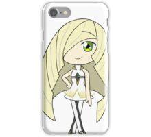 Pokemon Sun/Moon Lusamine iPhone Case/Skin