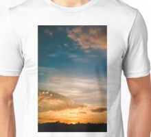 Where the sun rises Unisex T-Shirt