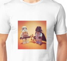Sleepy Darth Unisex T-Shirt