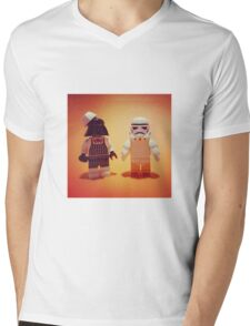 "Empire Fried Chicken ""EFC"" Mens V-Neck T-Shirt"
