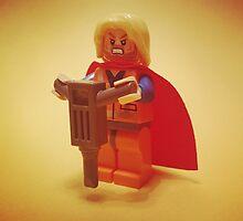 Thor's Jackhammer by DannyboyH