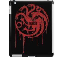 Targaryen House Game of thrones Shirt iPad Case/Skin