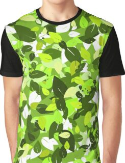 Leafy Green Graphic T-Shirt