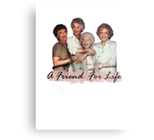 A Friend For Life Metal Print