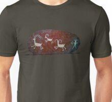 Petroglyph art Unisex T-Shirt