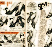 """""""Shoes"""" ! by Gail Jones"""