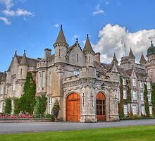 Balmoral Castle by JamesA1