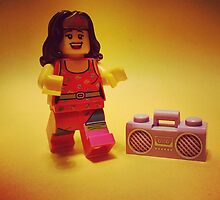 Wonder Woman Fitness by DannyboyH