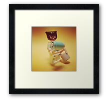 Wolverine Painter Framed Print