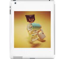 Wolverine Painter iPad Case/Skin