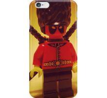 Deadpool Royal Guard iPhone Case/Skin
