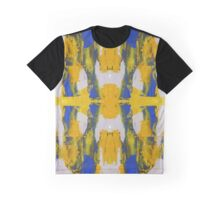 Abstract Expression #10 by Michael Moffa Graphic T-Shirt