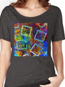 Square Dancing  Women's Relaxed Fit T-Shirt