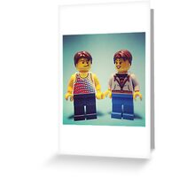 Fault In Our Stars Greeting Card