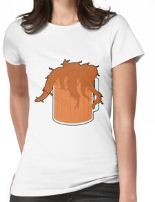 Root Beer Womens Fitted T-Shirt
