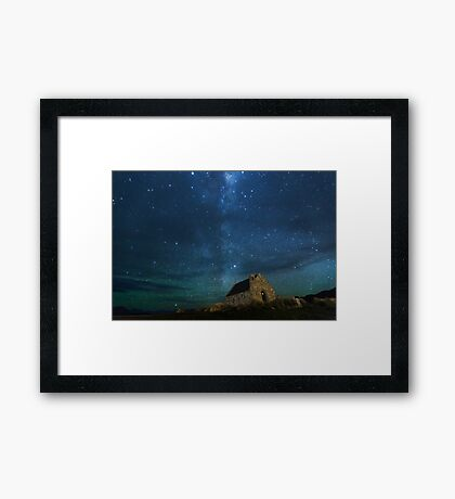 The Church of the Good Shepherd Framed Print