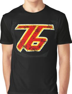 76 Filter Graphic T-Shirt