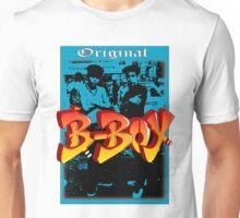 BBOY-Graffitti style Unisex T-Shirt