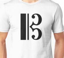 Alto Clef basic Unisex T-Shirt