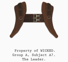 Property of WICKED - Subject A7 by sapphirekisses