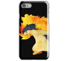 Typhlosion- The Volcano Pokemon iPhone Case/Skin