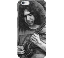"Jerry Garcia - ""Young Dark Star"" 1967 Grateful Dead iPhone Case/Skin"