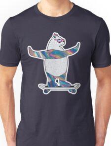 Panda Sk8r Unisex T-Shirt