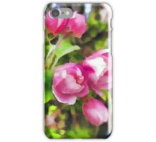 Pink Blossoms of Spring iPhone Case/Skin