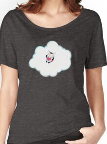 Lil Ladybug Cloud Nap Women's Relaxed Fit T-Shirt