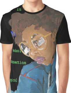 Connection in the Technological age Graphic T-Shirt