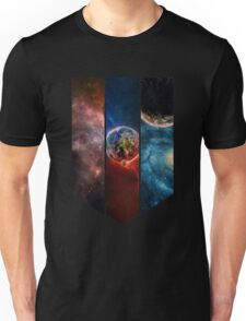 space and space Unisex T-Shirt