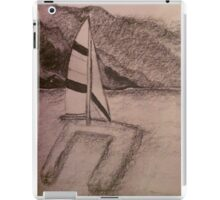 Sailin on.  iPad Case/Skin