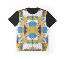 Abstract Expression #11 by Michael Moffa Graphic T-Shirt
