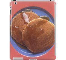 Pancakes with Maple Syrup iPad Case/Skin