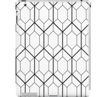 Rupees - Black and White iPad Case/Skin