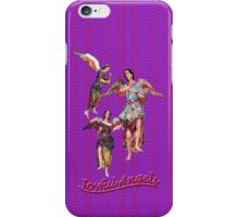 Three ANGELS bringing gifts iPhone Case/Skin