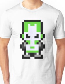 Pixel Green Knight Unisex T-Shirt