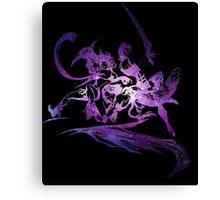 °FINAL FANTASY° Final Fantasy X-2 Space Logo Canvas Print