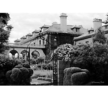Eolia ~ a Mansion that Faces the Sea Photographic Print