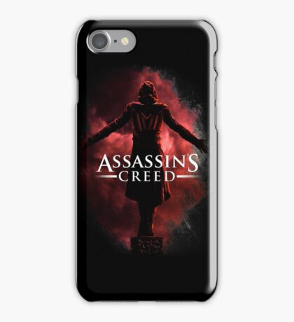 The Creed of the Assassins iPhone Case/Skin