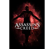 The Creed of the Assassins Photographic Print